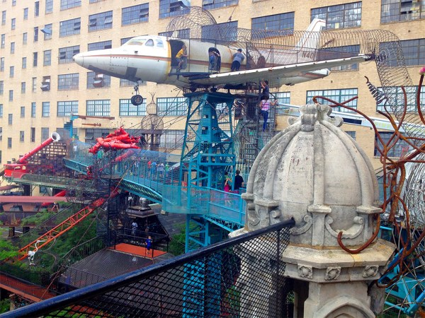 City Museum: A 10-Story Former Shoe Factory Transformed ...