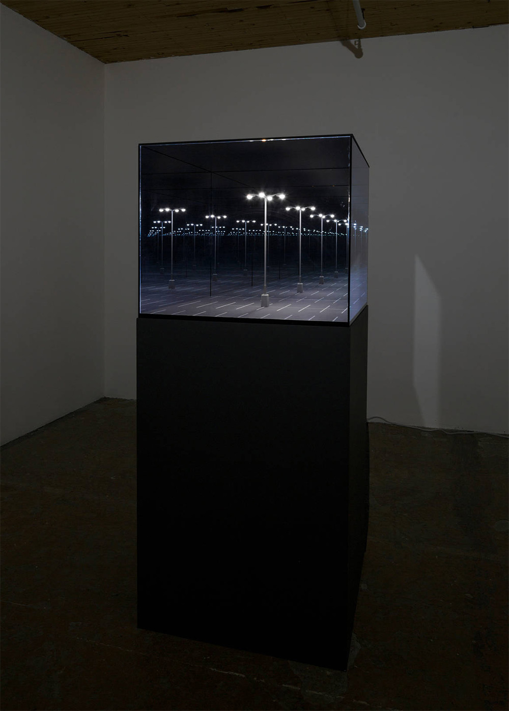 Guillaume Lachapelle S Mirrored Dioramas Create The