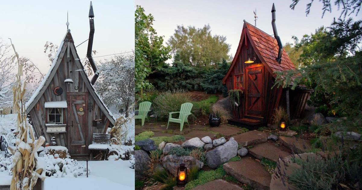 Garden Sheds Built