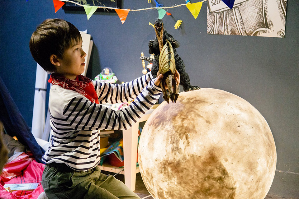 luna bring the moon along with you the dancing rest