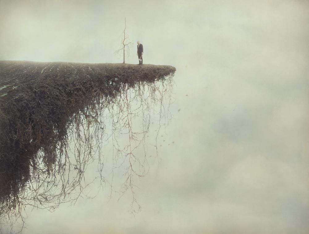 """""""Precipice"""" (2015)"""