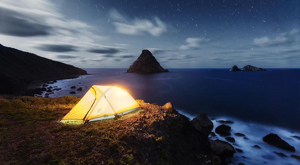 Ένα καταπληκτικό φωτογραφικό πανόραμα των Καναρίων Νήσων