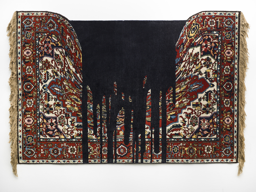 Image result for farooq melting rugs