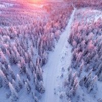 Dreamlike Views of Finland