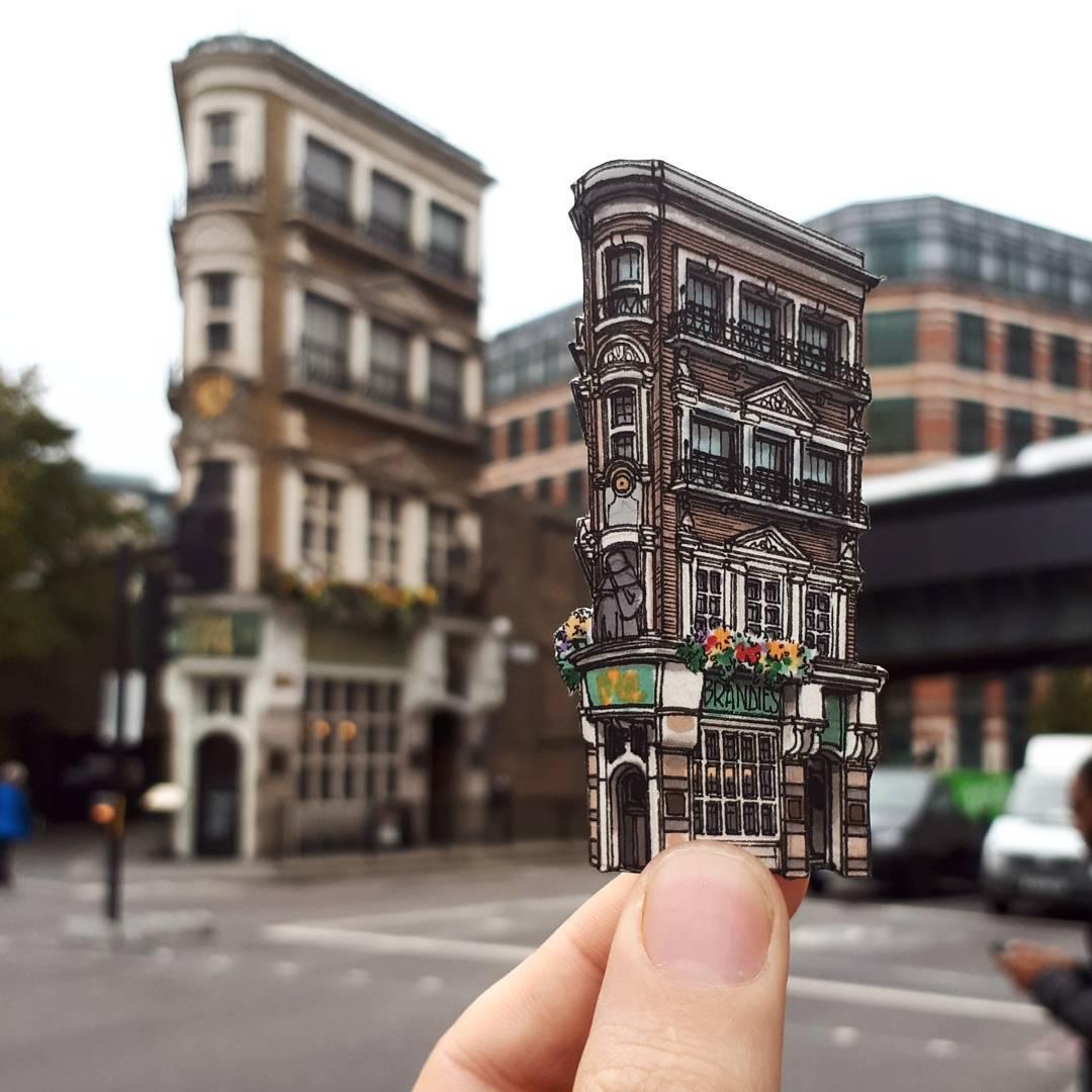 Risultati immagini per www.thisiscolossal.com city