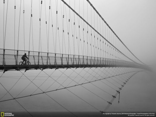 """Cities: People's Choice, """"Traveling to Heaven"""" by Trikansh Sharma."""