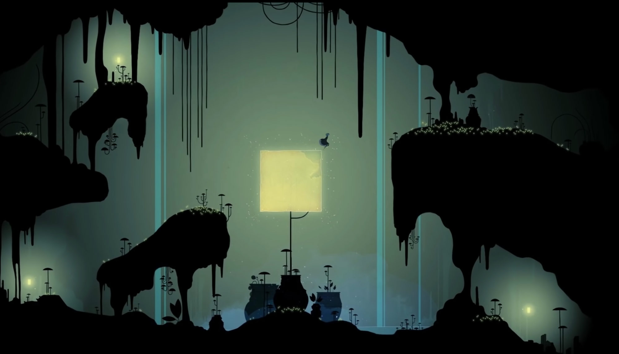 GRIS Explore A Surreal Watercolor Landscape In A New