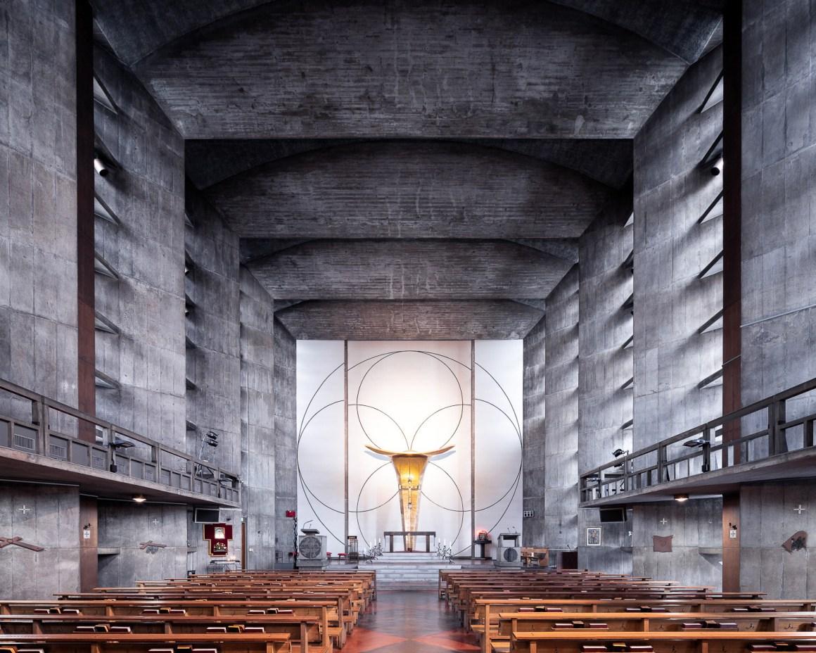 Saint Anselm's Meguro, Tokyo, Japan - Antonin Raymond, 1954