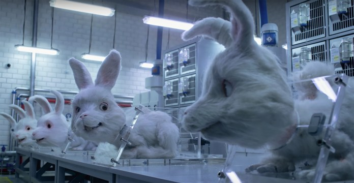 Save Ralph: A Stop-Motion Animation Critiques the Devastating Impacts of Animal Testing | Colossal
