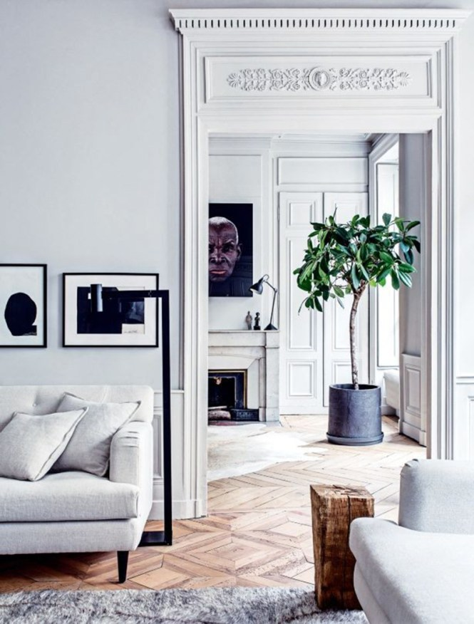 An Elegant 19th Century Apartment In Lyon This Is Glamorous
