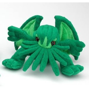 H P Lovecraft Toy
