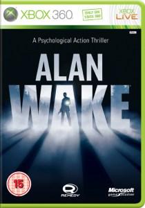 Alan Wake Cover