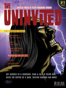 The Uninvited Magazine