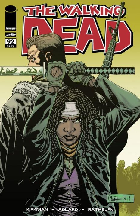 The Walking Dead by Adlard, Kirkman and Rathburn