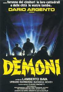 Demons by Dario Argento