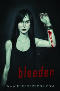 Bleeder by Monica S. Kuebler