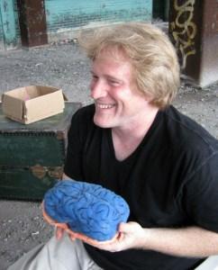 Greg Lamberson blue brain