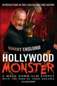Hollywood Monster by Robert Englund (with Andy Goldsher)