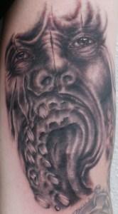 Dan Gore Tattoo