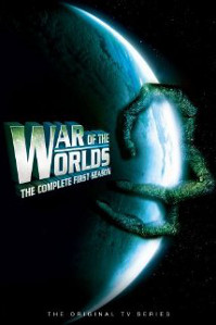 War of the Worlds S1 DVD