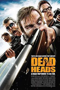 Deadheads film poster