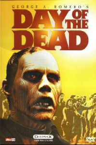 Day of the Dead, DVD cover