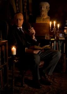 Robert Lloyd Parry as M R James