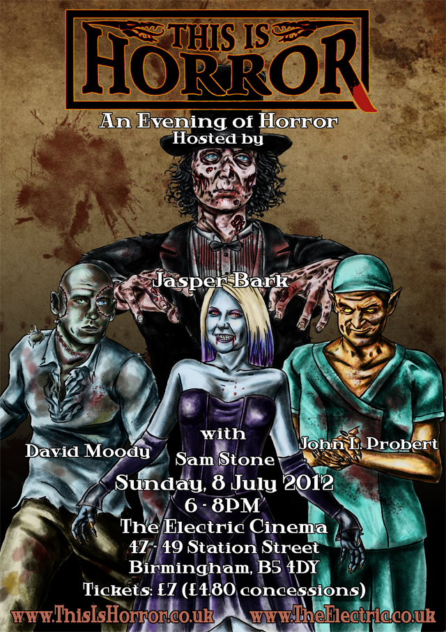 evening of horror Shock and Gore