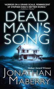Dead Man's Song by Jonathan Maberry