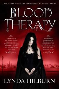 Blood Therapy by Lynda Hilburn