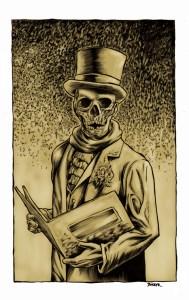 Carollers by Monty Borror