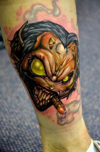 Paul Johnson ink