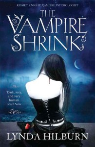 The Vampire Shrink by Lynda Hilburn