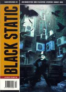 Black Static Horror Magazine