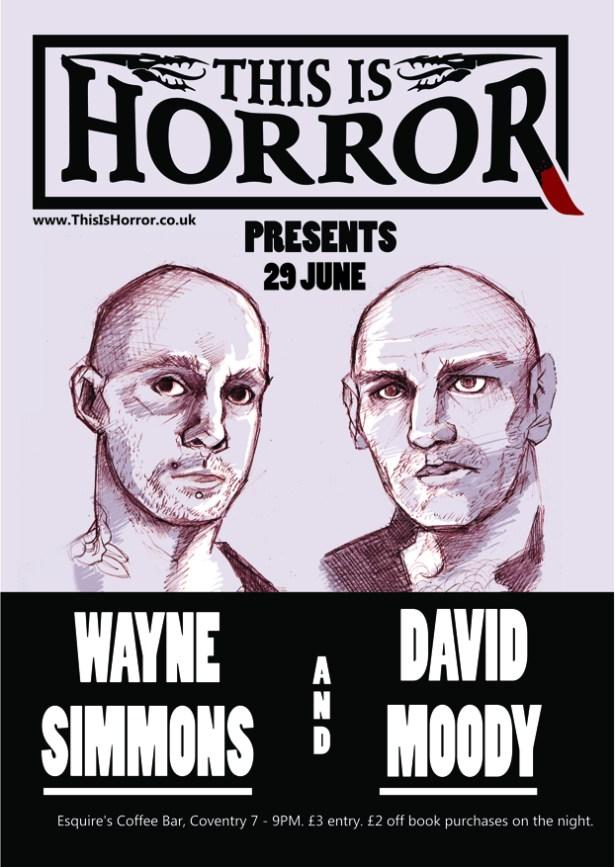David Moody and Wayne Simmons