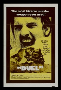Duel, Richard Matheson and Steve Spielberg