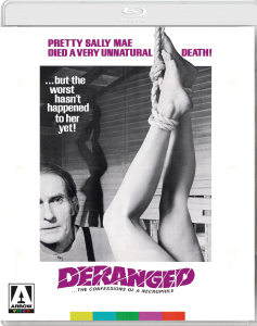 Deranged Blu-ray Arrow