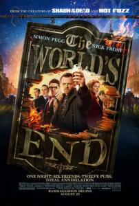 The World's End cover
