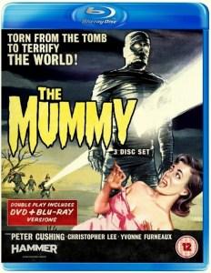 The Mummy 1959 DVD