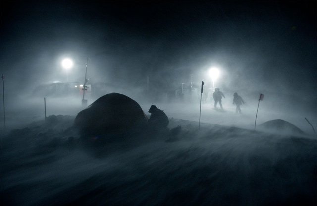 Frost horror film