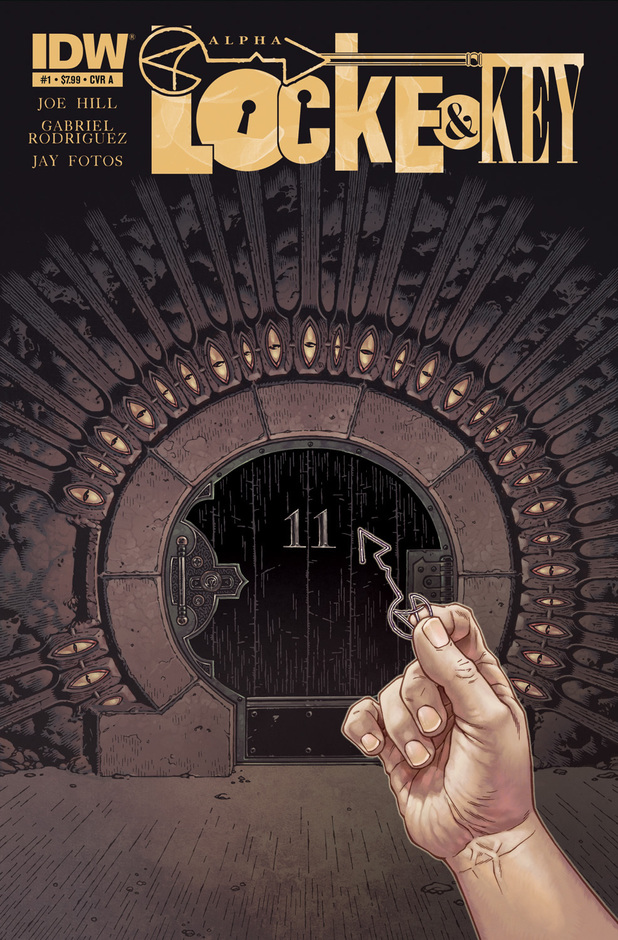 Locke and Key: Alpha