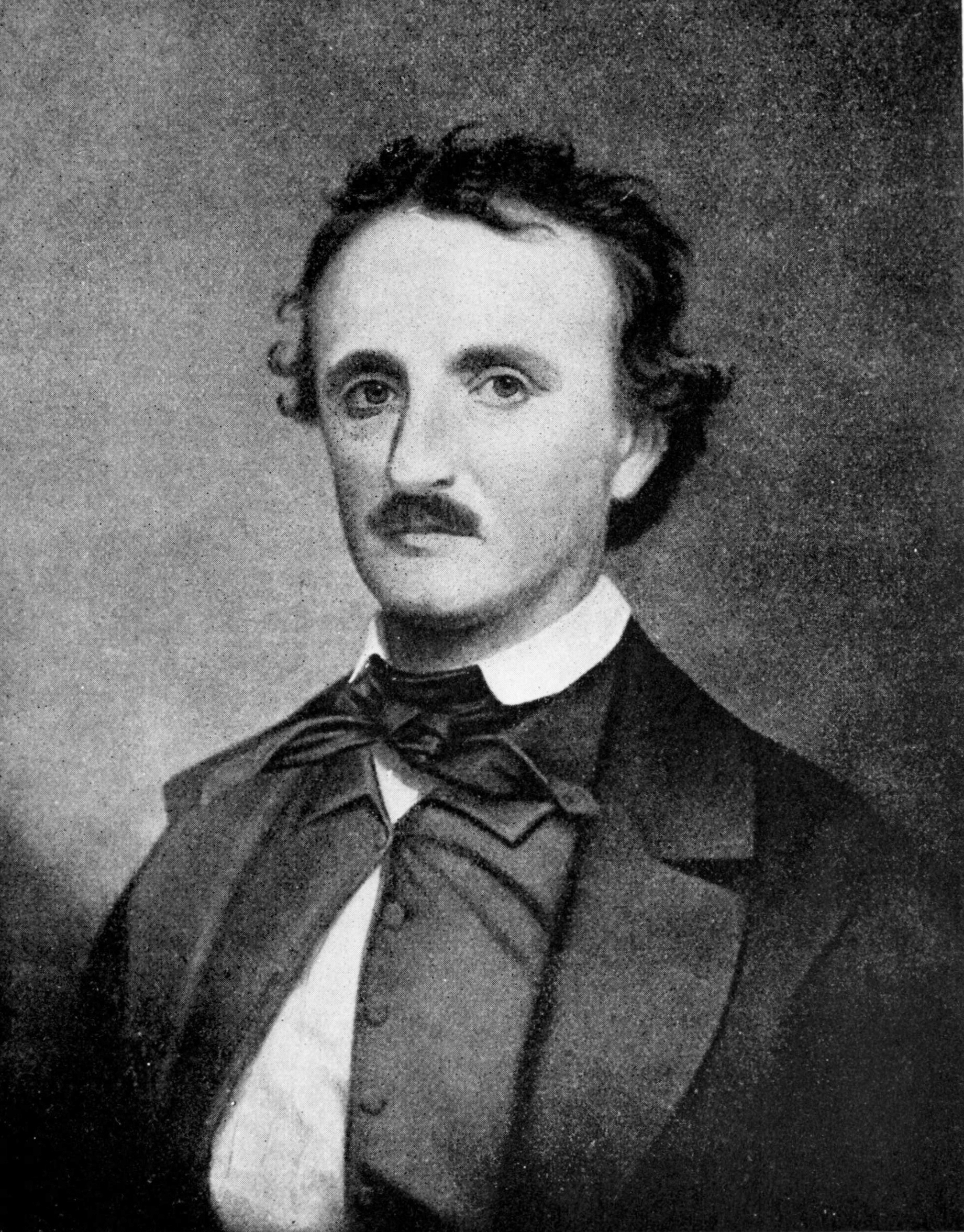 Less Is More The Oval Portrait By Edgar Allan Poe This