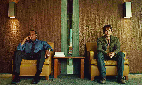 Jack Crawford and Will Graham