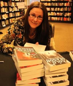 Alison Littlewood Horror Writer