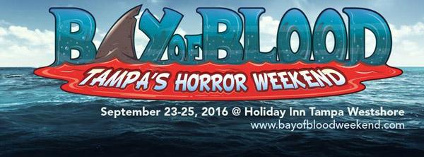 Bay of Blood Weekend