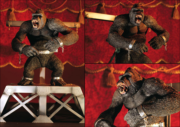 Movie Maniacs King Kong