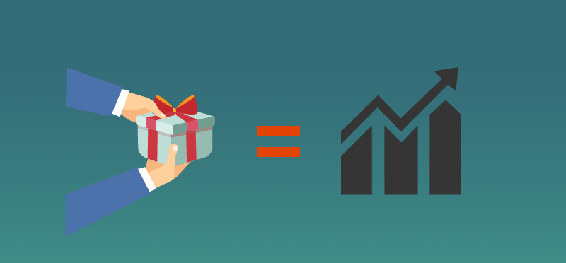 Give it All You Got by Giving it Away: How the Gift Economy is a Great  Model for Professional Writers – This Is Horror