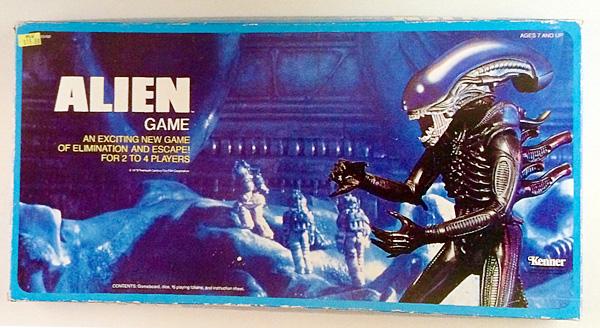 Alien Board Game