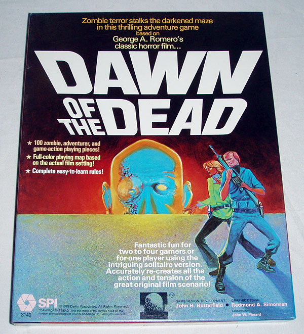 Dawn of the Dead game