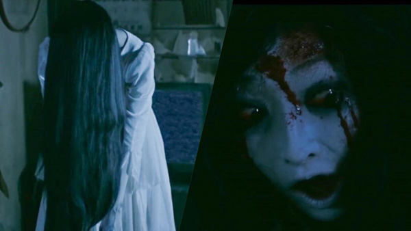 Sadako and Kayako